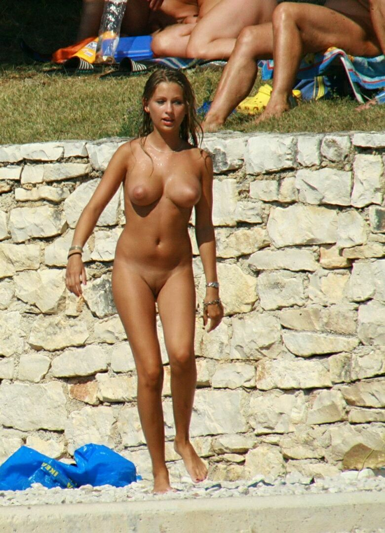 Naked nudist girls