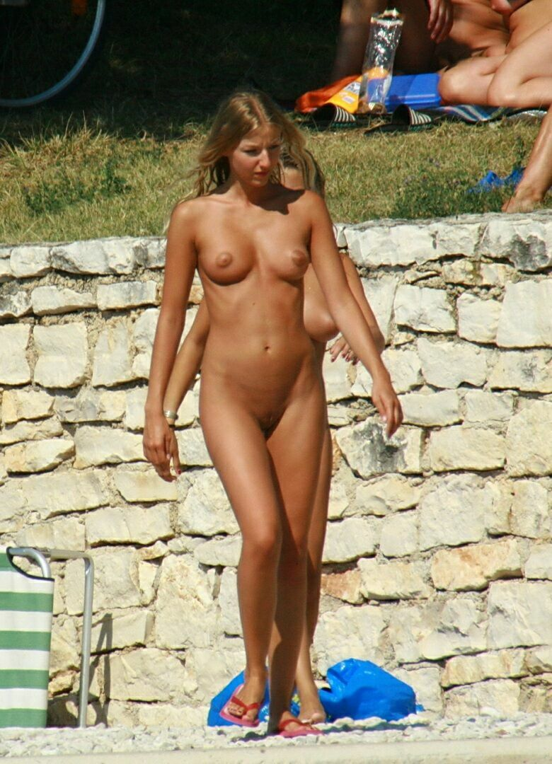 Nudist Beaches Girl.16
