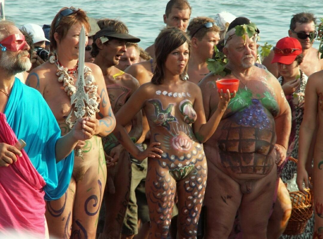 Nudist Events and Occasions 14
