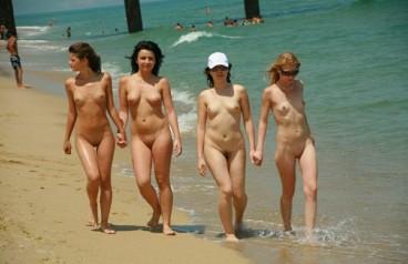 nature nudism