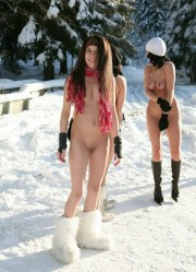 Nudist Girls Pictures [Winter]