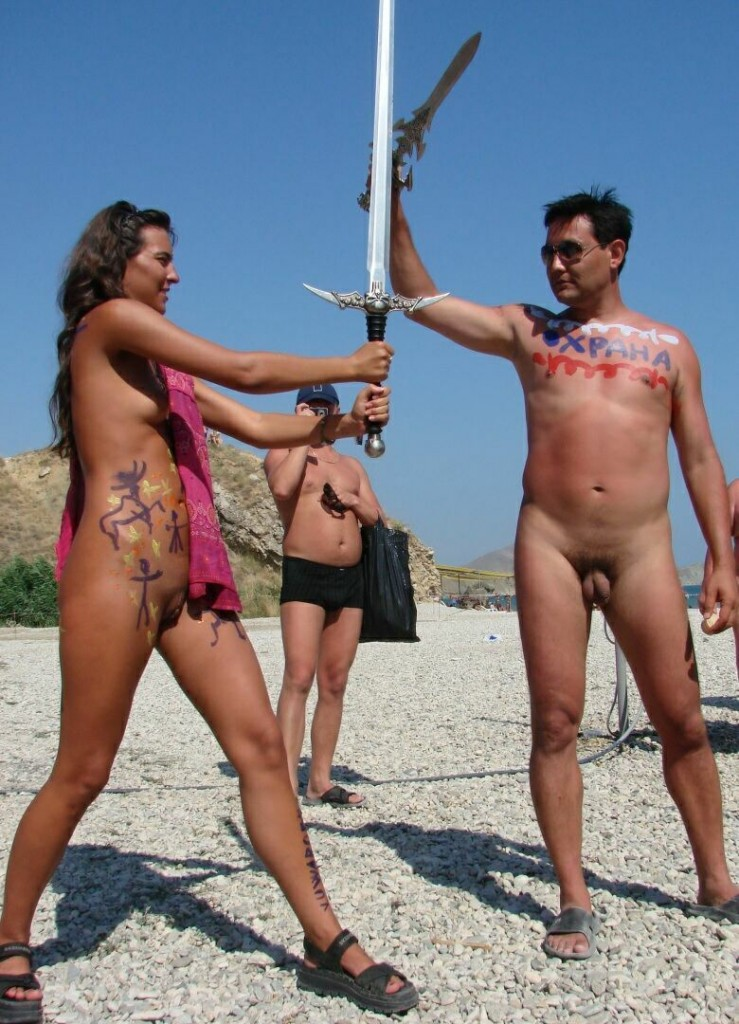 Nudist Events and Occasions